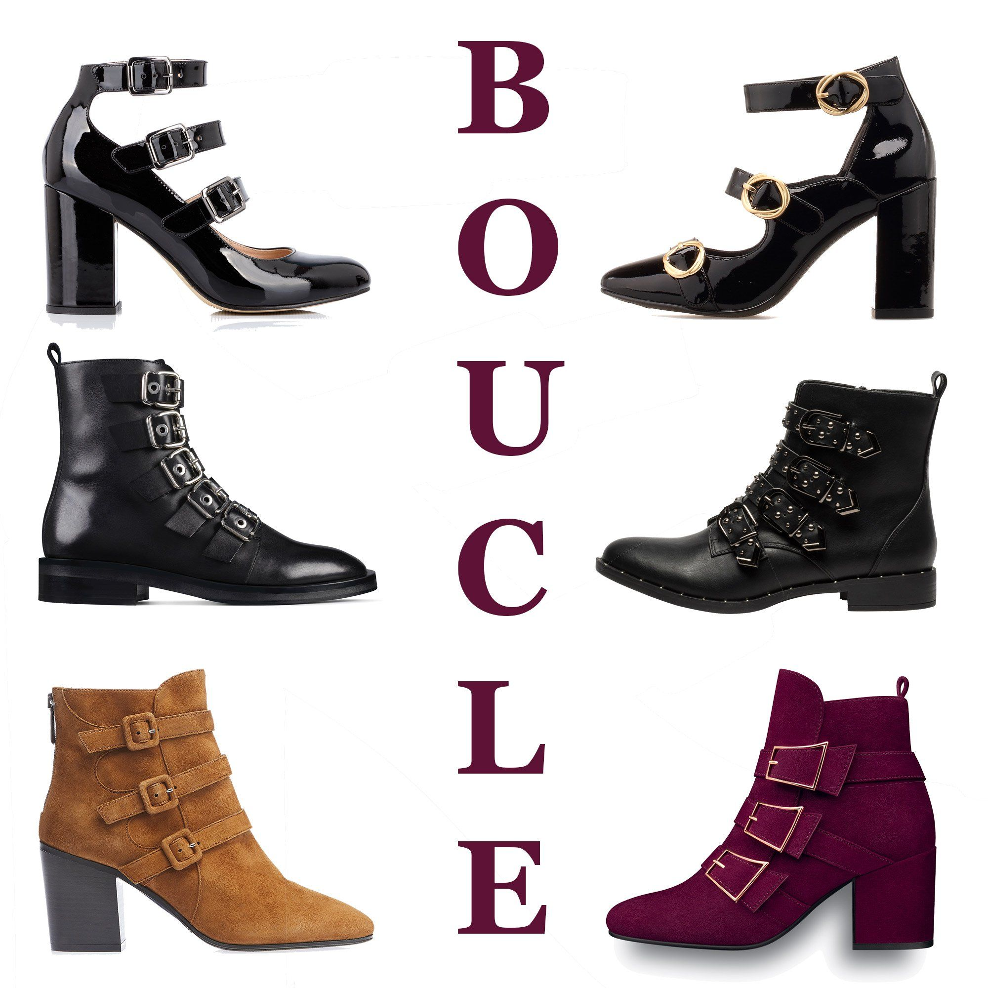 collection bottes hiver 2020