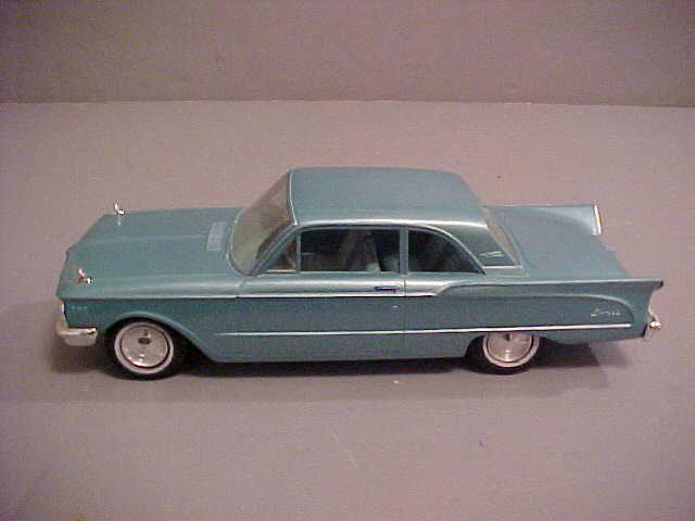 Pontiac Chieftan Door Sedan Promo Model Pontiac