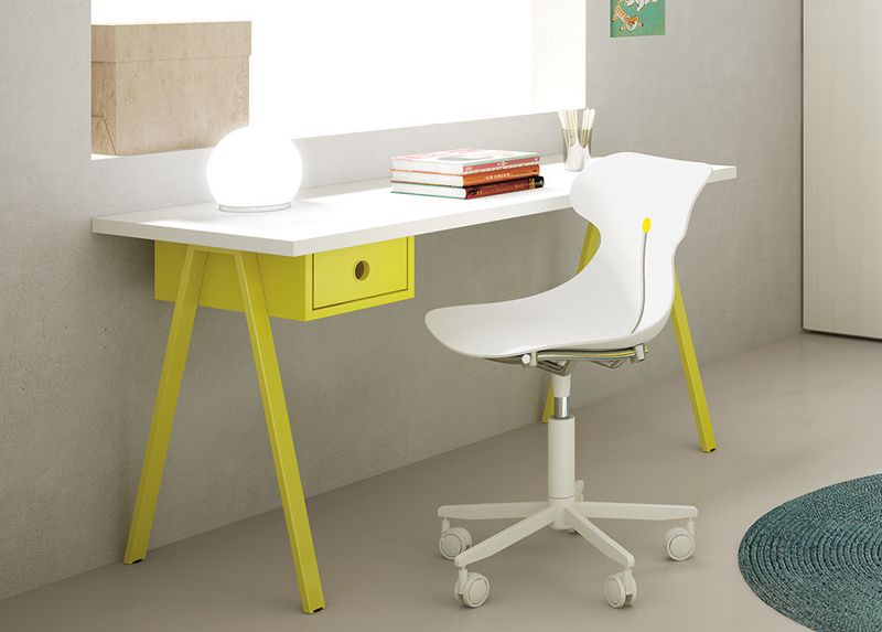 Buy Nidi Luce Kids Desk Modern Kids Desks Online At Mood Kids