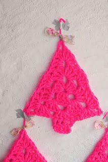 Kerstboom Freubelweb Haken En Breien Haken Kerst Kerst En
