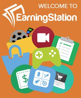 b215d5114d EarningStation is a simple to use loyalty rewards platform that allows  users to do various activities in exchange for gift cards