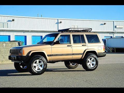 Davis Autosports Jeep Cherokee Sport Xj For Sale Youtube Jeep