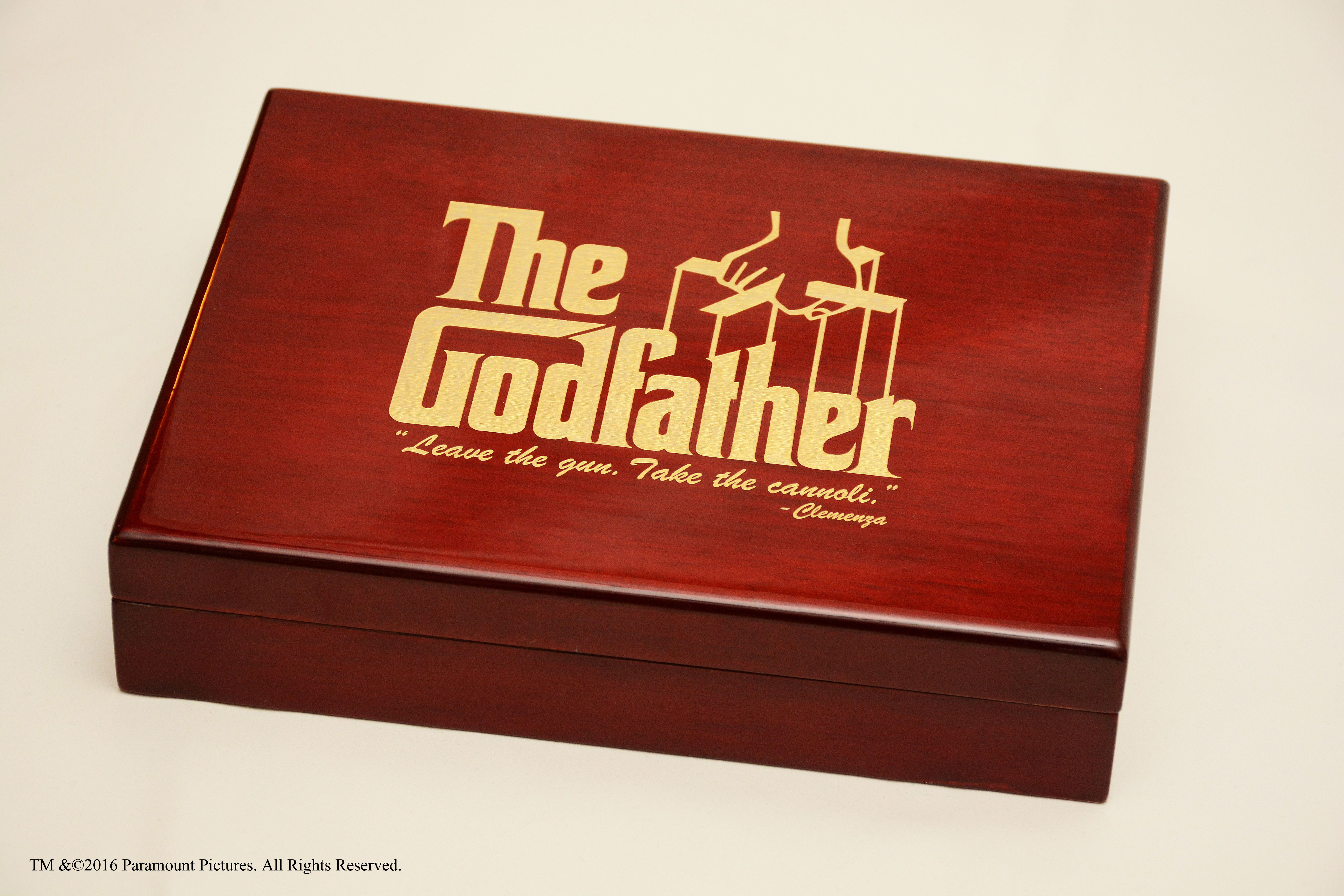 The Perfect Fathers Day Gift For Dad Grandpa Or A Father To Be And Cigar Connoisseurs This Redwood Hum Take The Cannoli The Godfather Wallpaper The Godfather