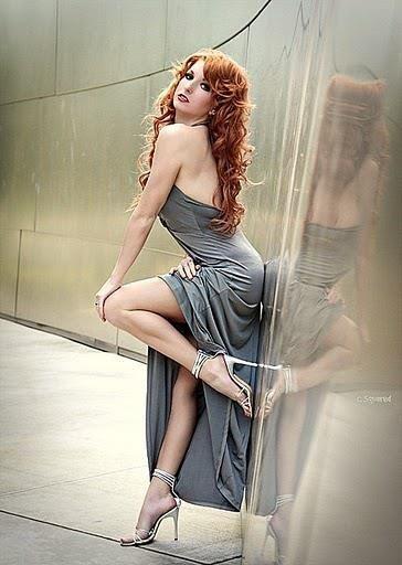 Classy redhead ladies