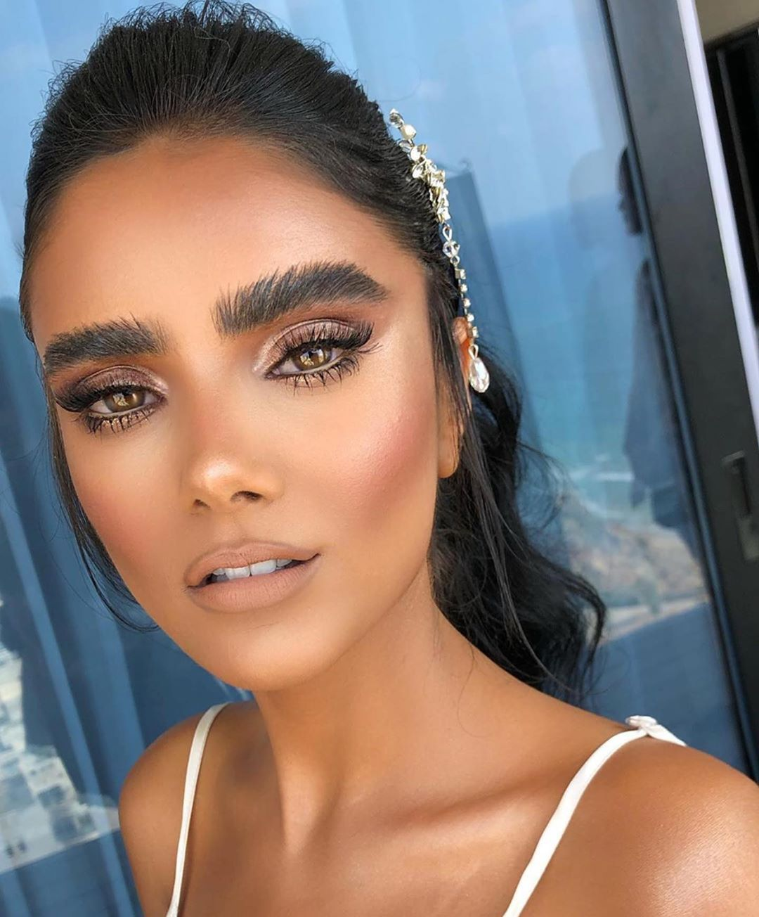 Makeup Artist Essex On Instagram Major Inspo From Bar Ohayon This Makeup Has Me Written All Over It Beautiful Makeup Cute Makeup Hair And Makeup Artist