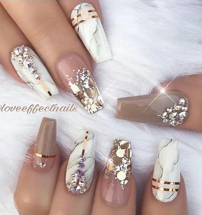 Pin de Aslyn Arriaza en Diseños de uñas | Pinterest | Diseños de ...