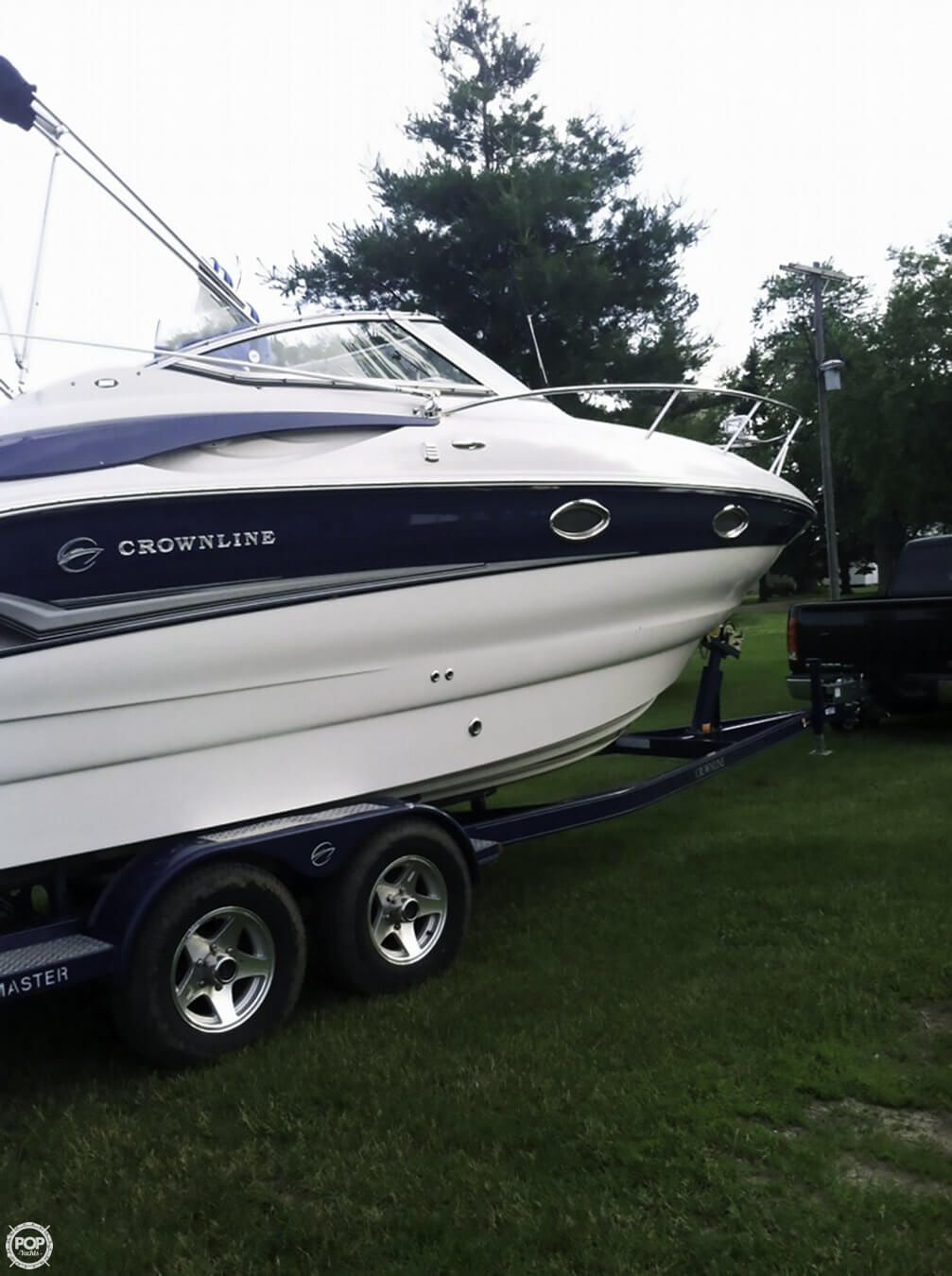 Crownline Quality Full Camper Canvas Underwater Lights And Owner Says Freshwater Use Only Cruisers Underwater Lights Boats For Sale