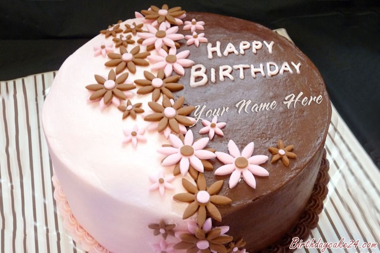Pleasing Best Ever Birthday Cake With Name Generator Online With Images Funny Birthday Cards Online Hetedamsfinfo