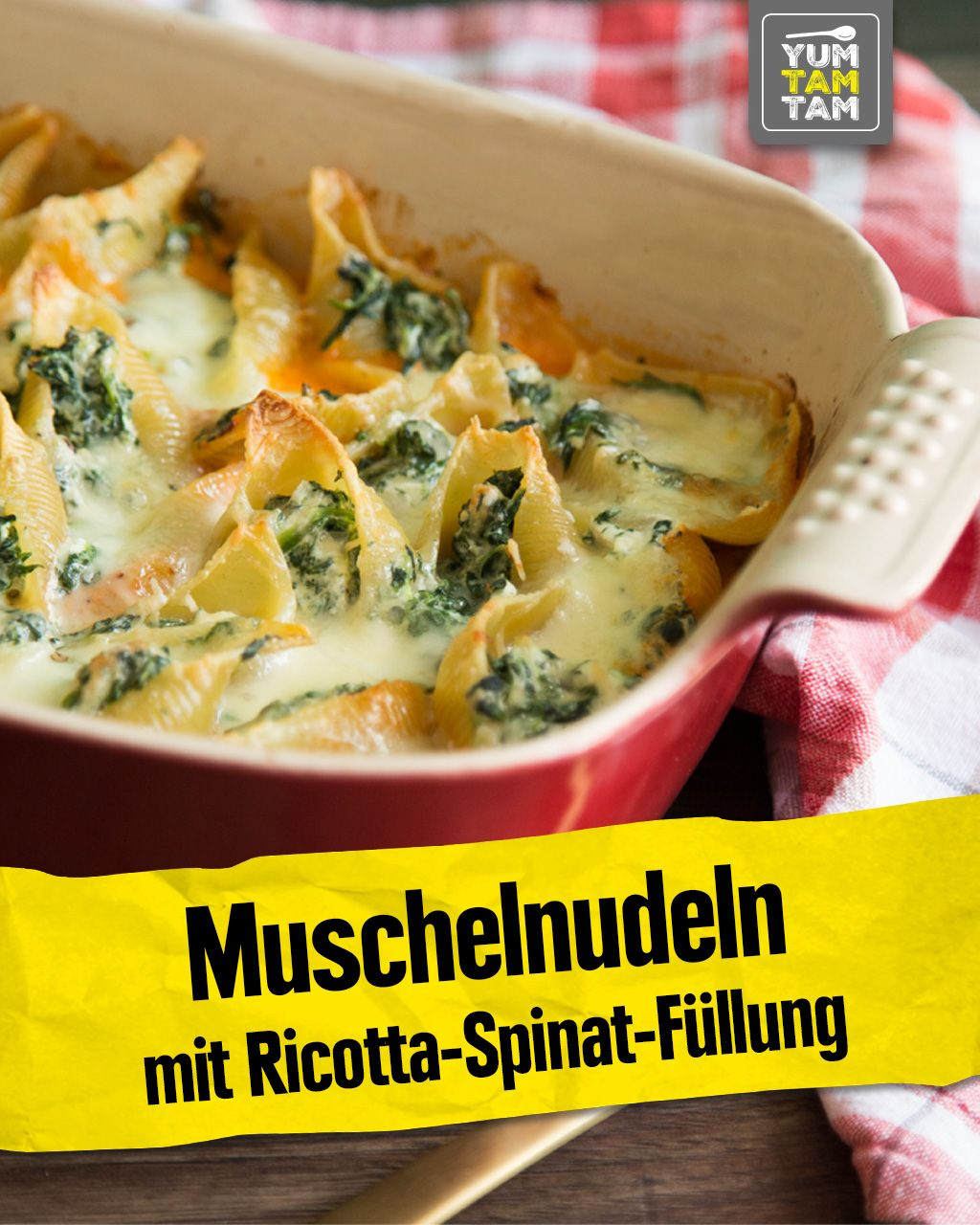Photo of Mussel pasta with ricotta and spinach filling