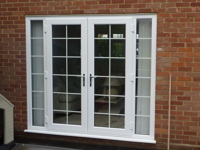 Exceptionnel Garage Door Conversion To French Doors   Google Search