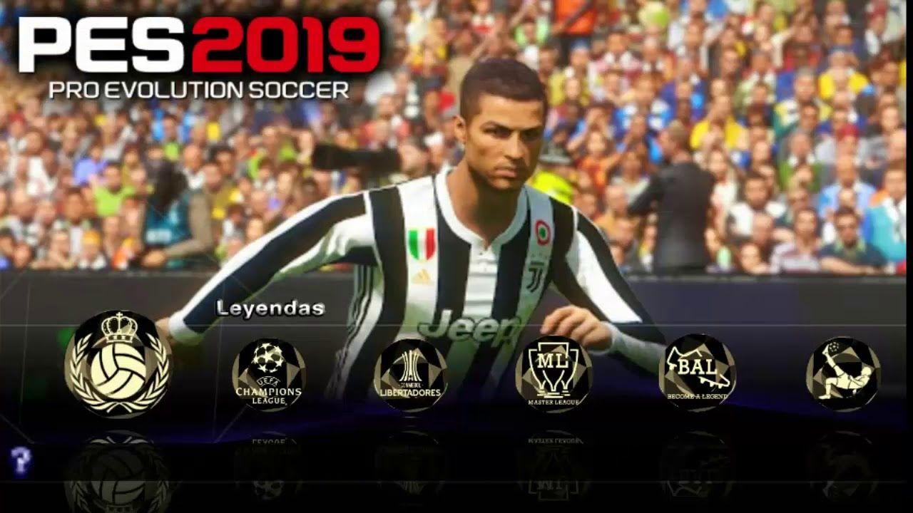 Descargar Pes 2019 Para Emulador Ppsspp Con Narradores En Español Co Emulador Descarga Juegos Juegos De Football