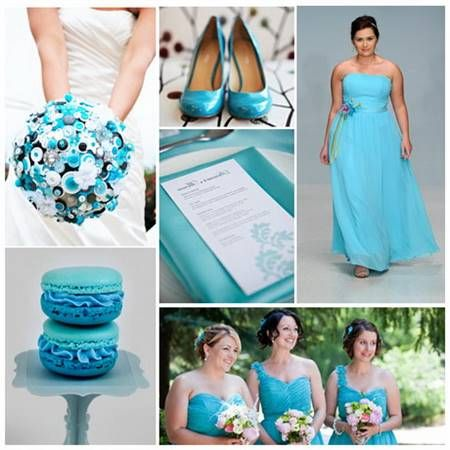 Aquamarine bridesmaid dresses Review » OneBoard