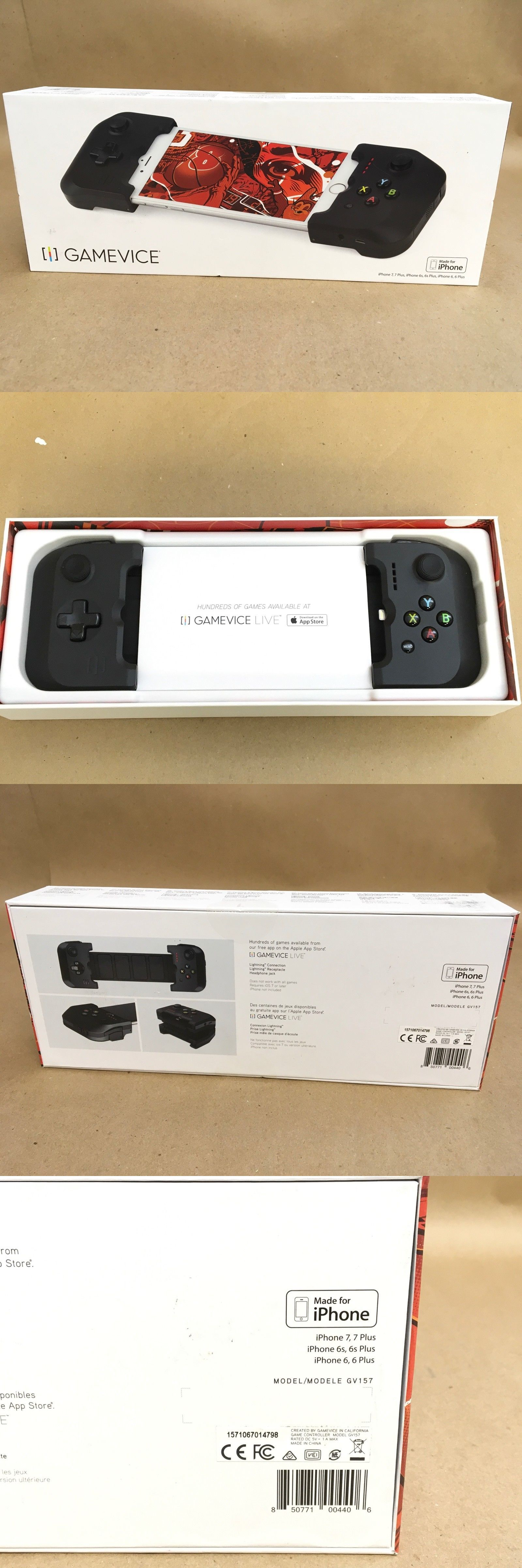 promo code 70498 ce43a Video Game Accessories 54968: Gamevice Gv157 Controller For Apple ...