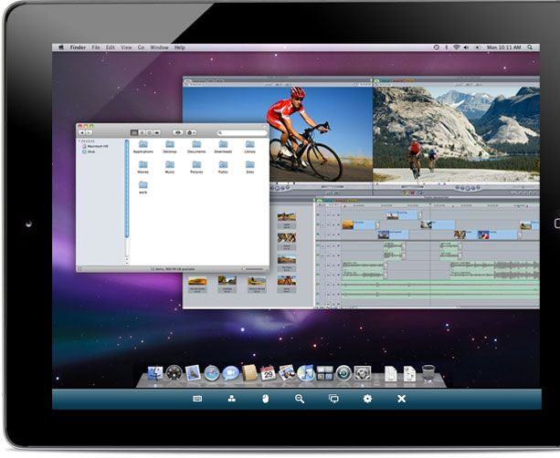 LogMeIn - remote desktop iOS app for Windows and Mac Apps