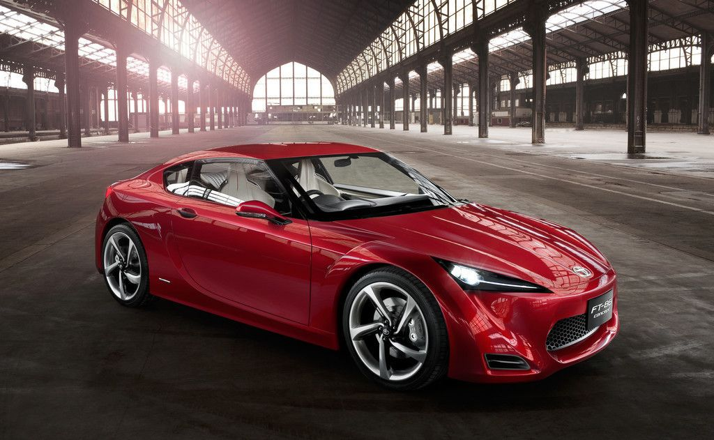 Red Toyota 86 Sports Car Luxury Car Wallpaper Cars Wallpapers