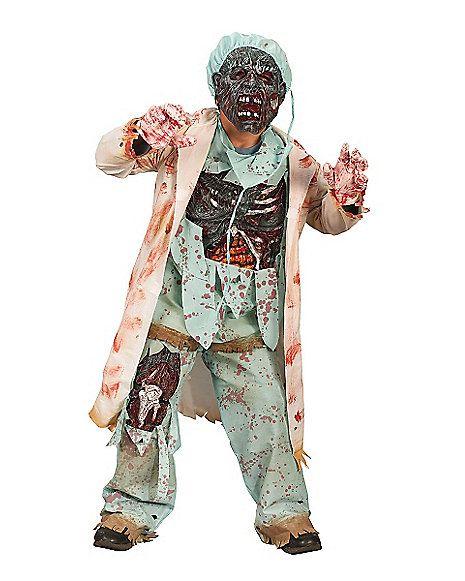 Zombie Doctor Child Costume - Spirithalloween.com