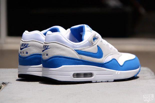... Nike Air Max 1 QS White/Varsity Royal ...