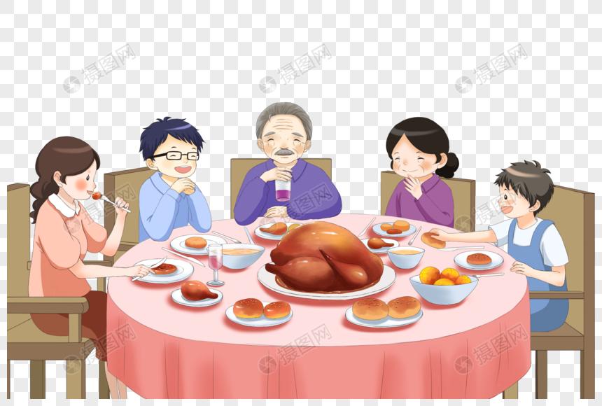 Thanksgiving Family Dinner Thanksgiving Family Christmas Poster Thanksgiving
