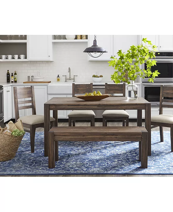 42++ West elm canyon dining table Trend