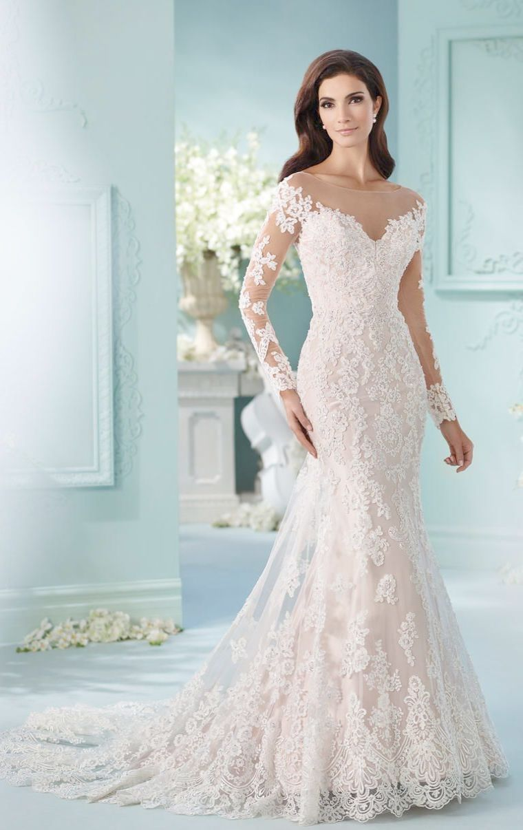 Mermeid Wedding Dress New York