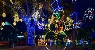 What Is Moody Gardens Festival Of Lights