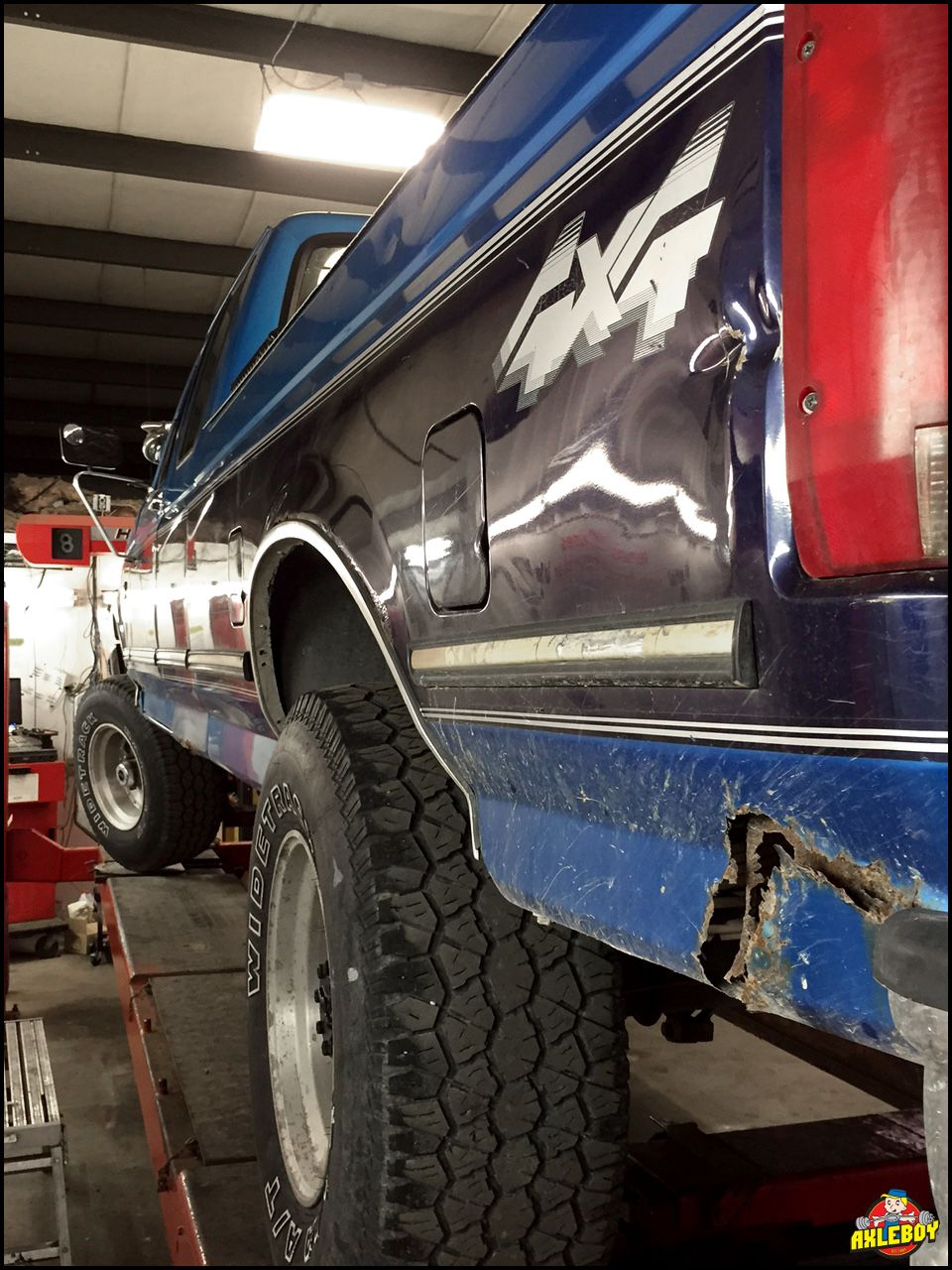 88 f150 4x4 ball joint replacement