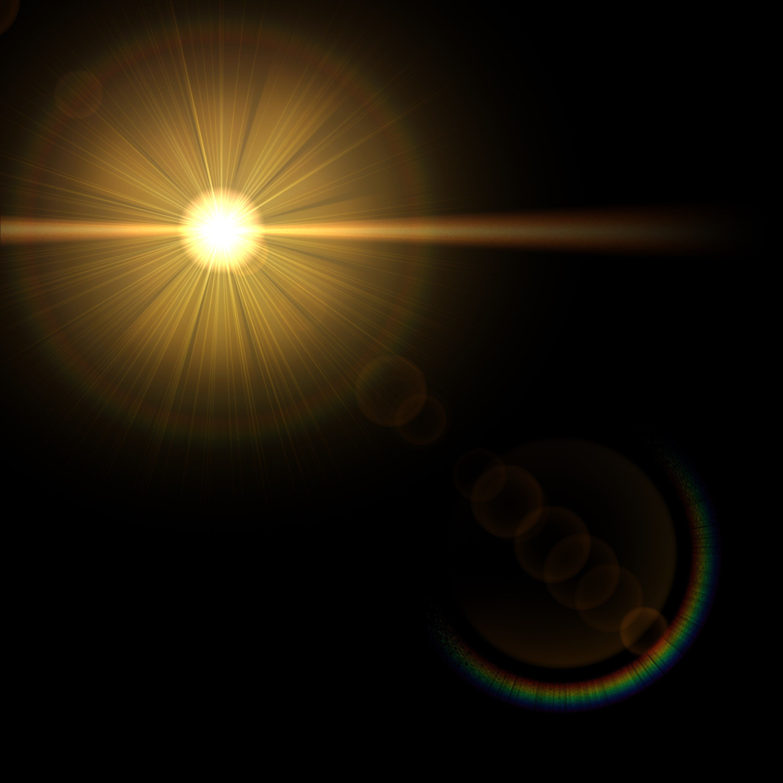 Light Flare Effects Volume 2 Light Flare Lens Flare Sun Flare