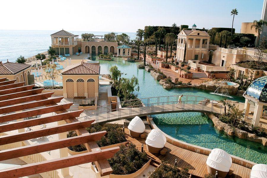 Monte Carlo Bay Hotel Resort Looks Lavish Best Luxury Hotels