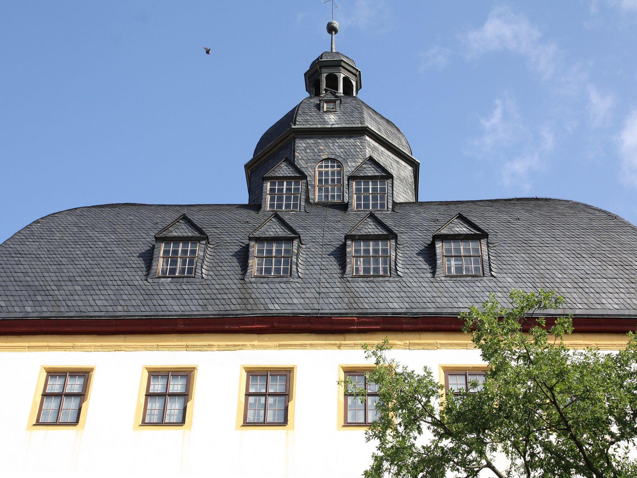 Schloss Friedenstein Burg Gotha Schloss