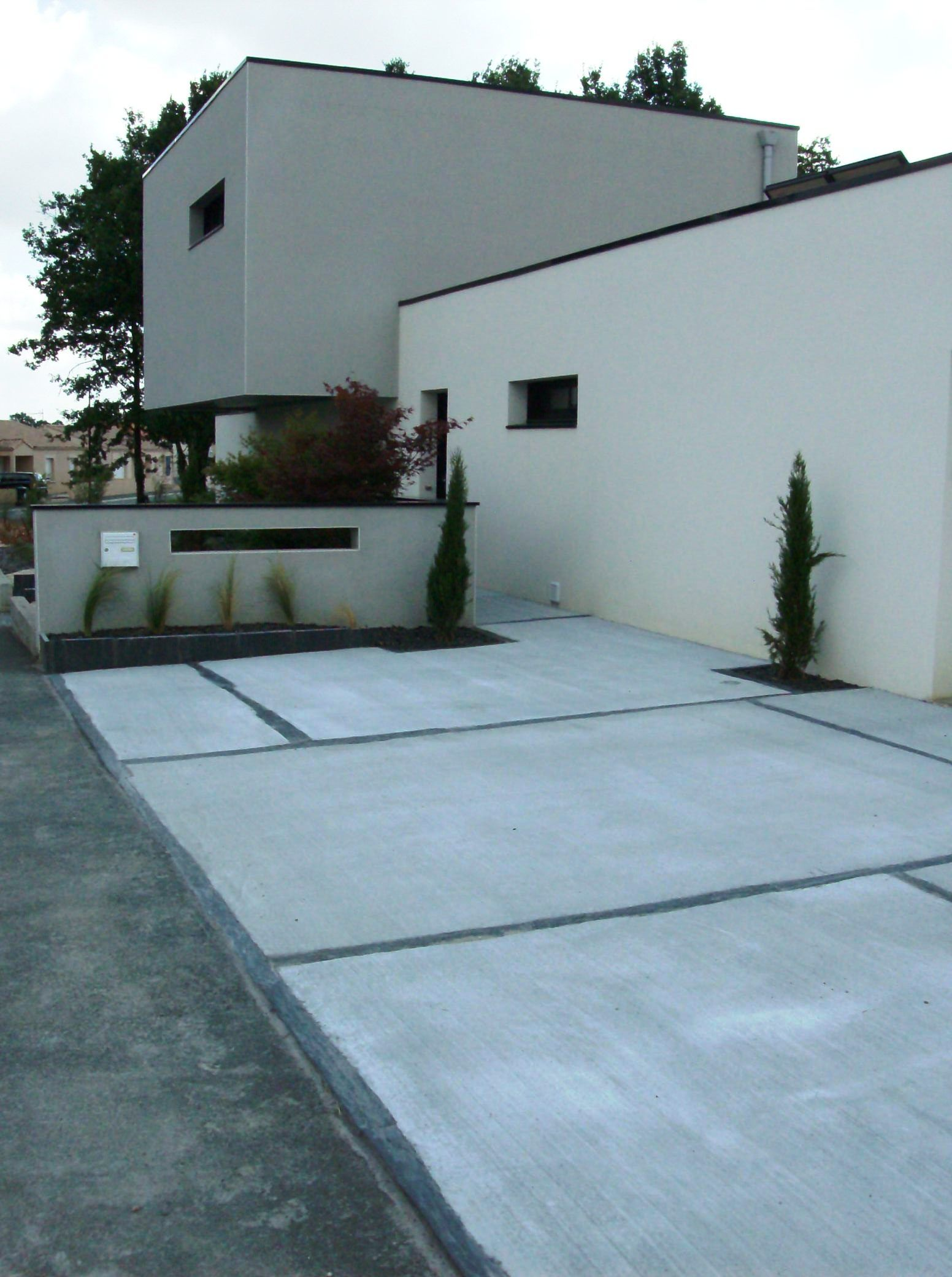 B ton balay garden pinterest b ton balay beton et ext rieur - Pinterest beton ...