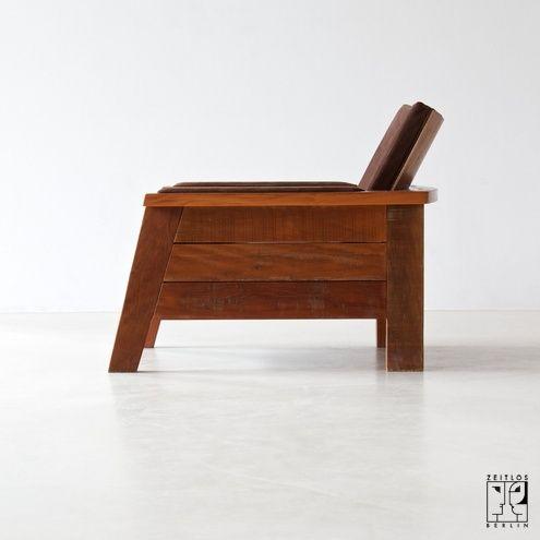Zeitlos Berlin chair by carlos motta zeitlos berlin to build