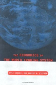 The Economics Of The World Trading System 978 0262025294 Kyle