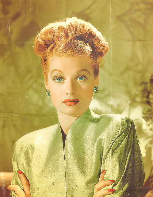 lucy and ethel | Lucille Ball