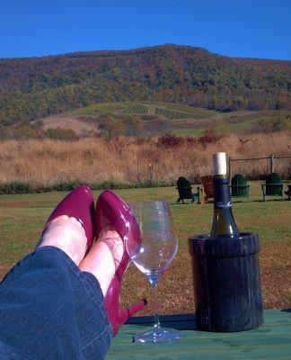 The Best Winery in Virginia: Glen Manor Vineyards - http://heelsfirsttravel.boardingarea.com/2013/11/05/best-winery-virginia-glen-manor-vineyards/