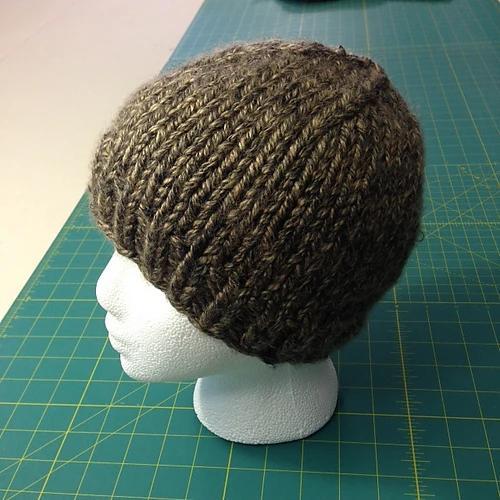 Ravelry: Simply Super Bulky Hat pattern by Anne Hurlburt ...