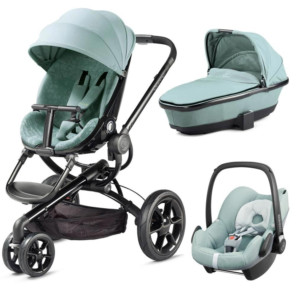 Quinny Moodd Pebble Pack Grey Crackle Misc Baby