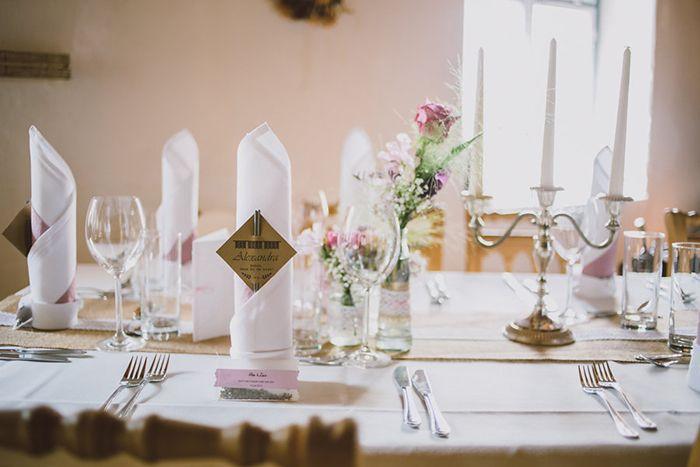 Natürliche Hochzeit | Friedatheres.com
