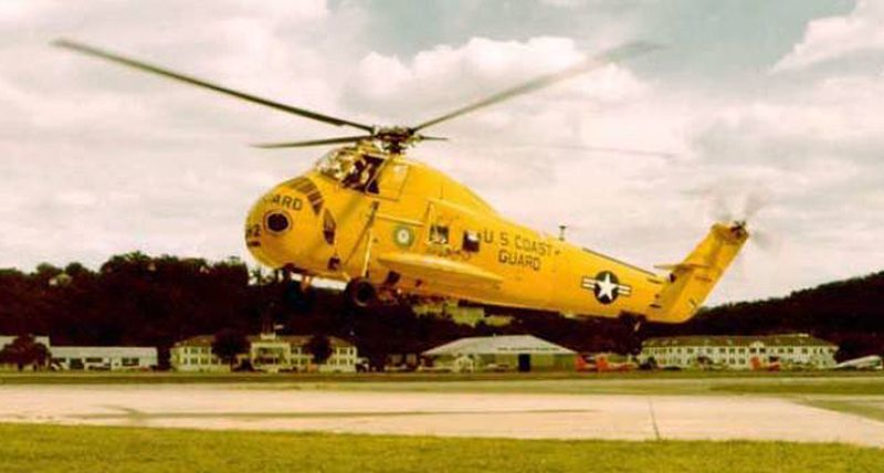 The Centennial Of Coast Guard Aviation Kicks Off With This