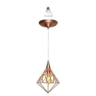 Pendant Light Conversion Kit Interesting Instant Pendant Series 1Light Copper Recessed Light Conversion Kit Design Decoration