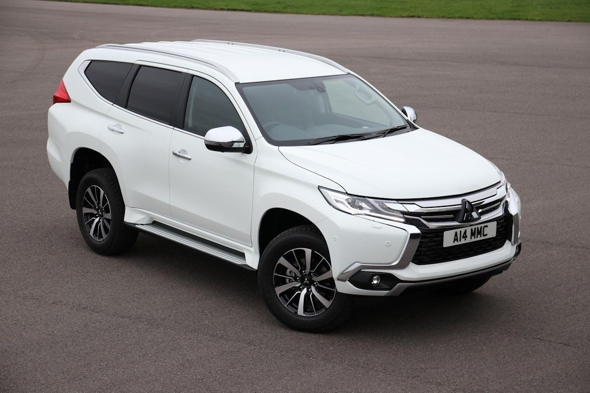 Whats New In Mitsubishi Montero Sport 2020 (With images