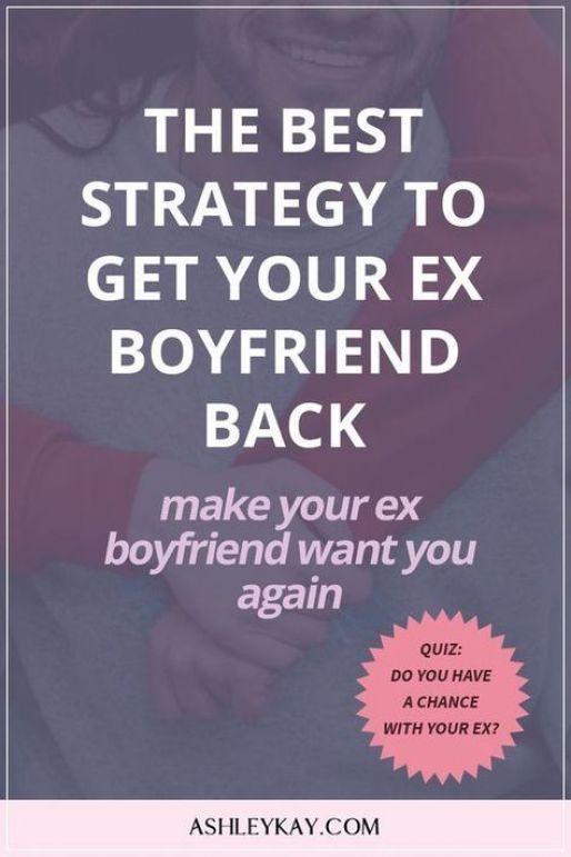 Back boyfriend win ex 3 Love