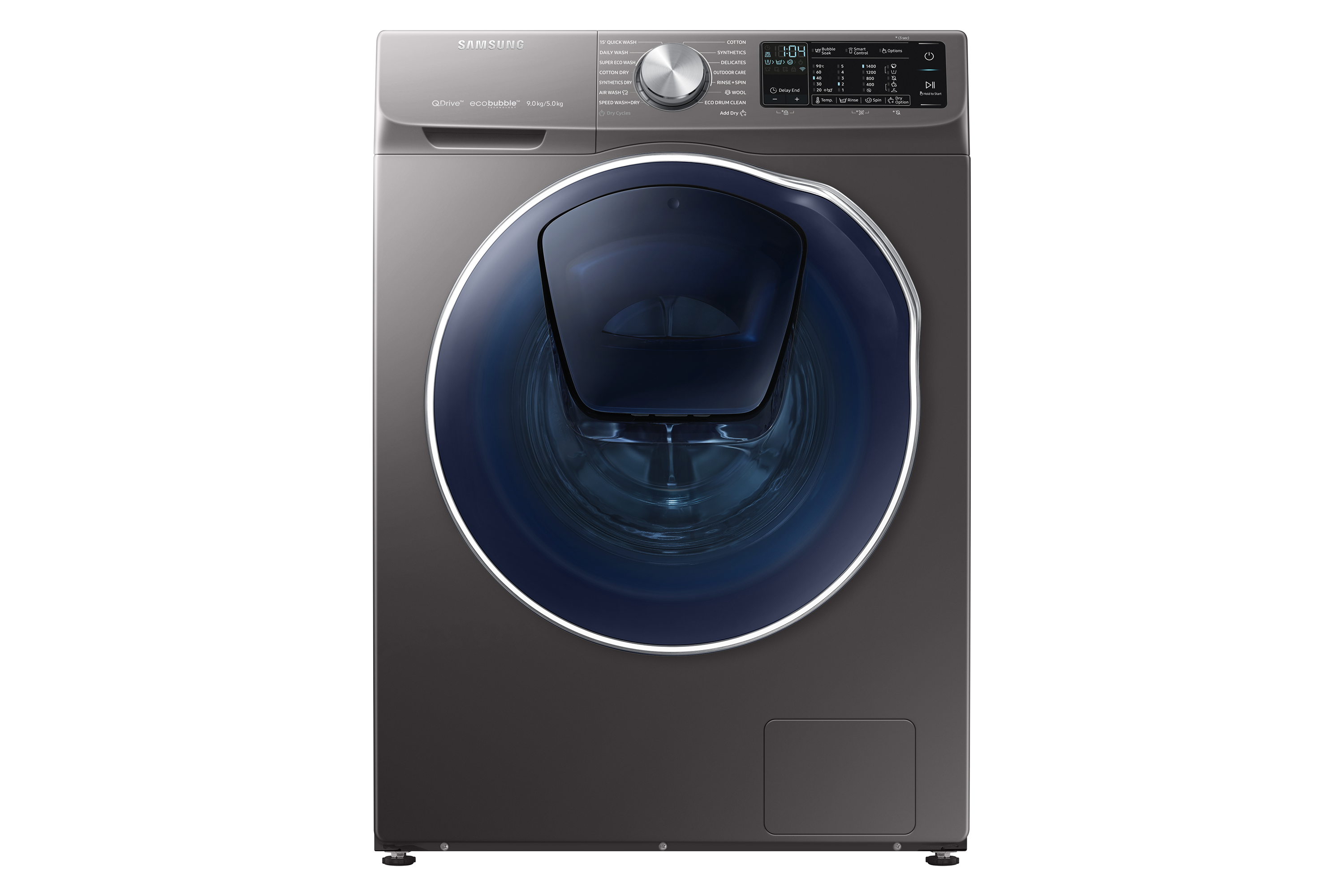 Samsung Wd6800 Quickdrive Washer Dryer With Addwash 9kg