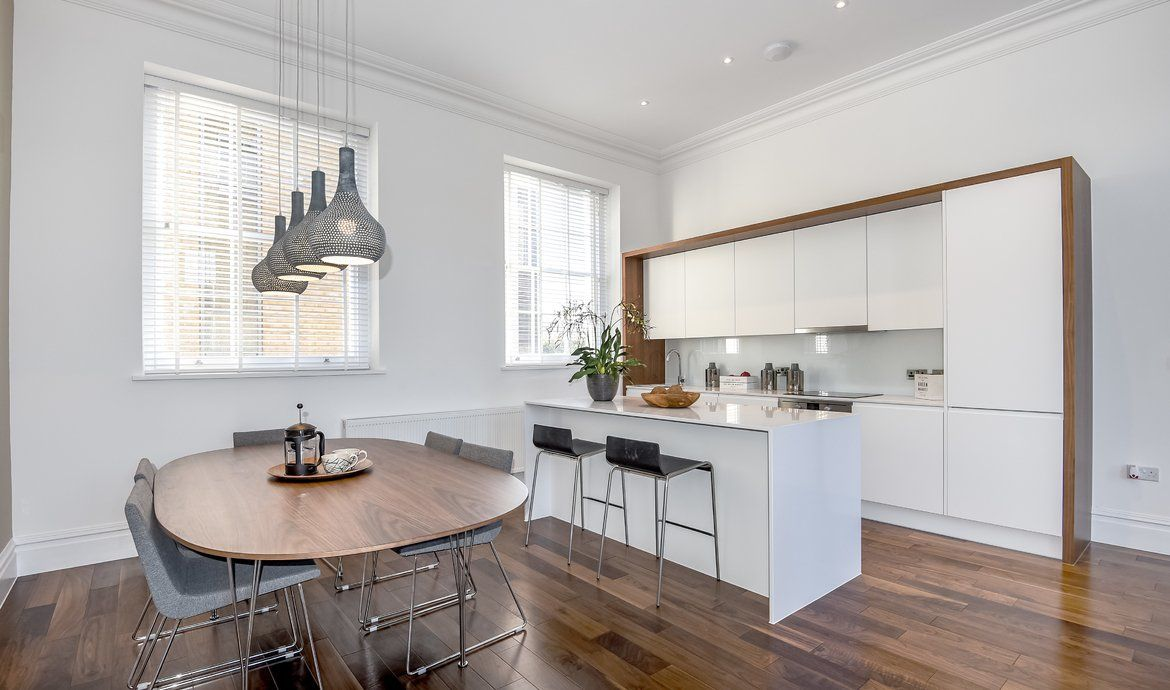 Flat for sale in Plaza House, Cathay Street, SE16 | Daniel Cobb ...