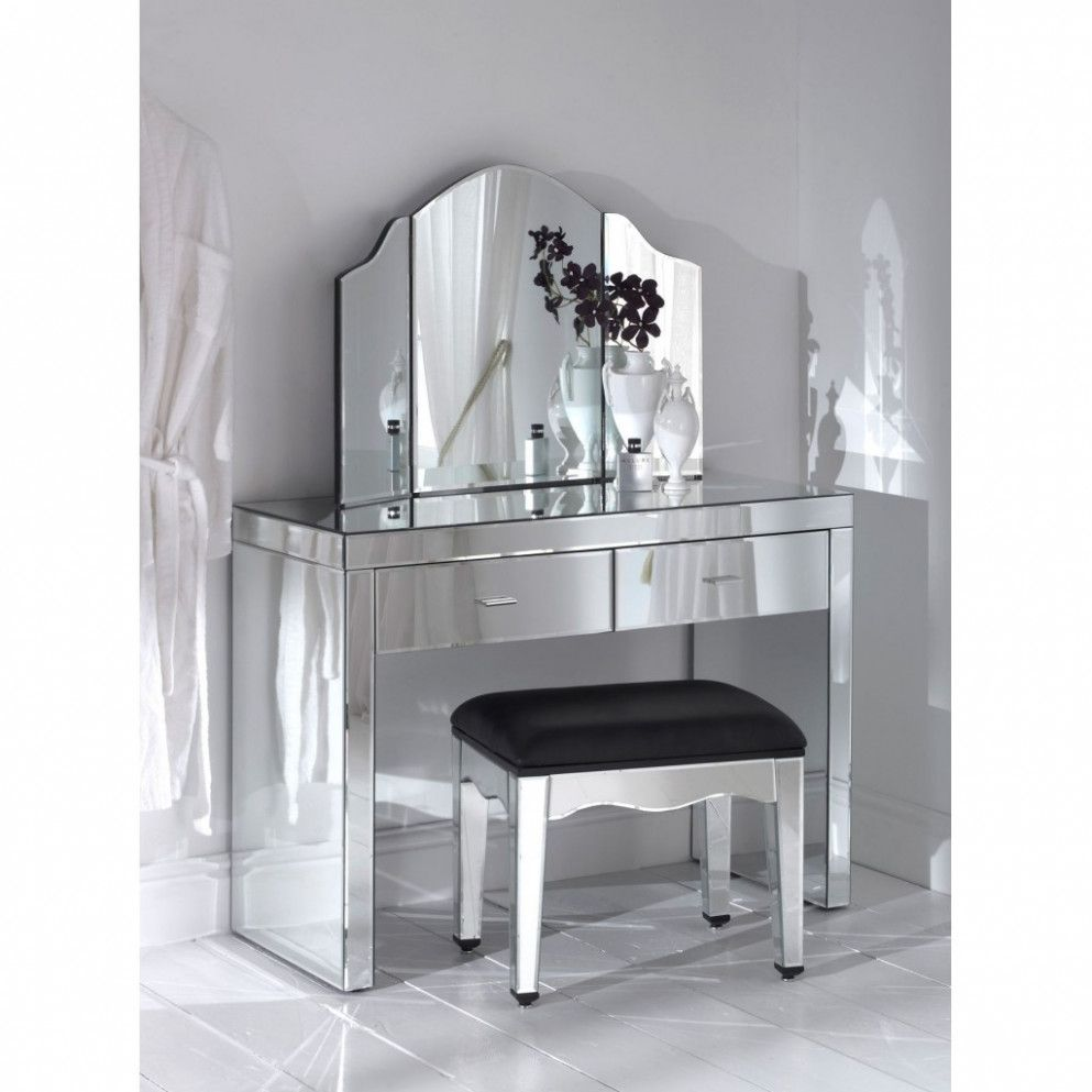 Meuble Coiffeuse Est Si Célèbre Mais La Maison Idéale Coiffeurs2018 Pourboireco Dressing Table Furniture Design Mirrored Furniture Modern Bedroom Dressers