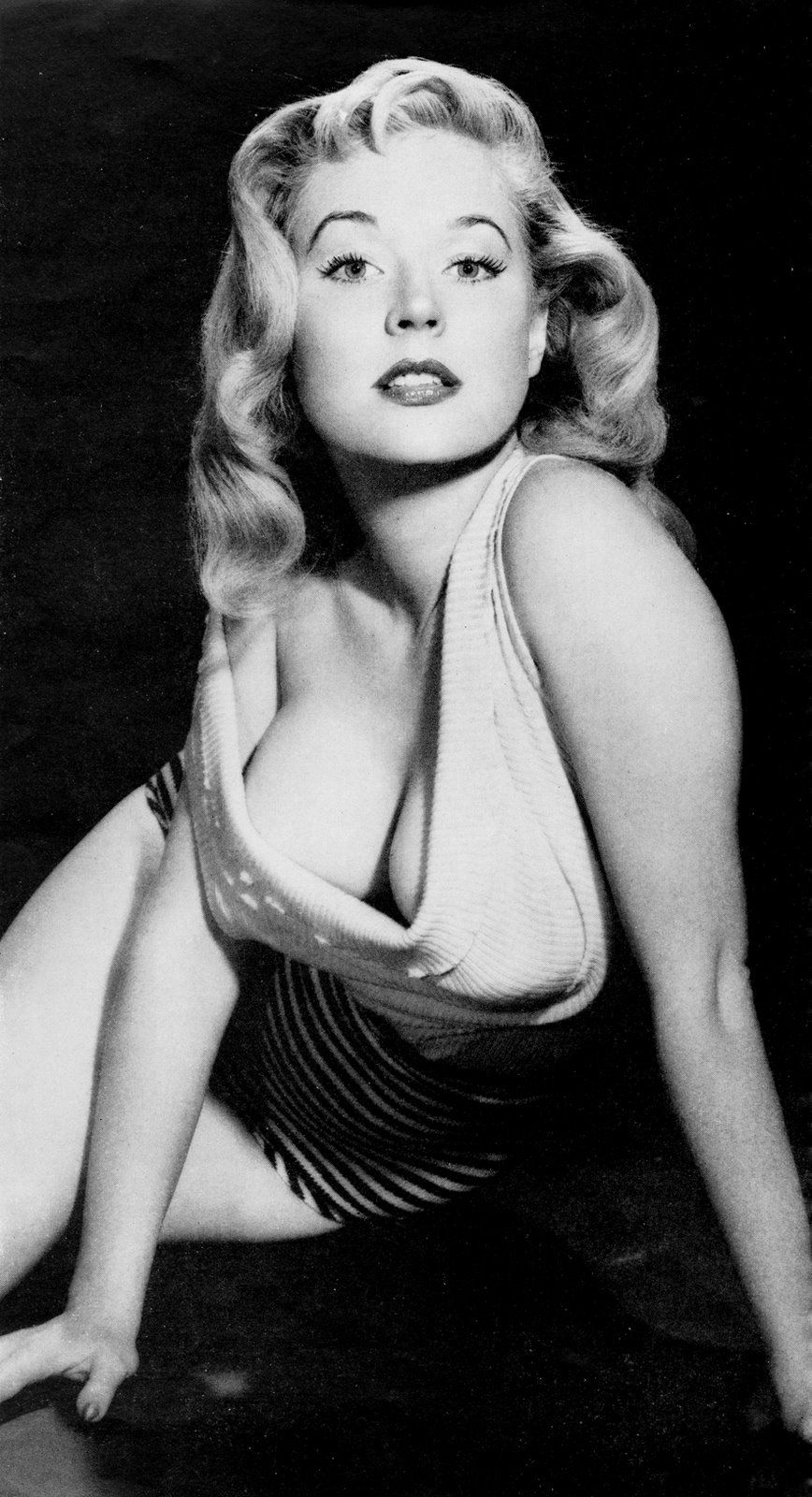 Monster Island News Betty Brosmer The Sexy Girl You -5741