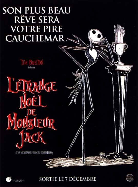 U0026quot L U0026 39  U00e9trange Noel De Monsieur Jack U0026quot   De Tim Burton  Musique