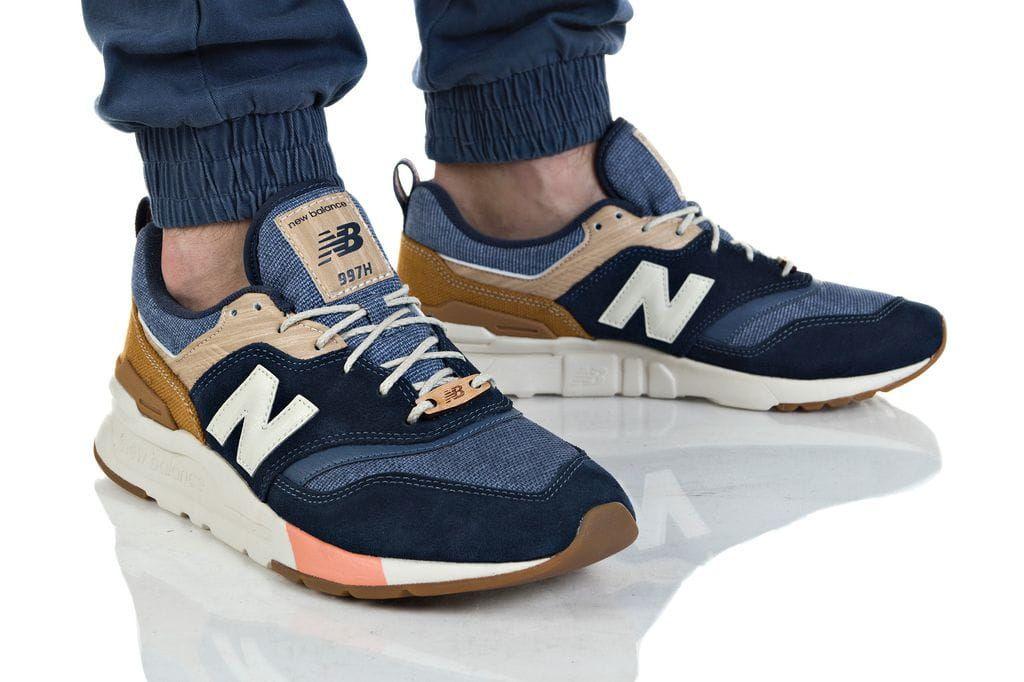 new balance 997h uomo bianche