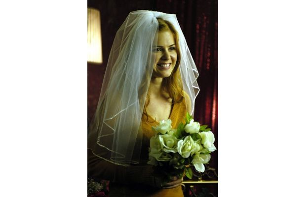 The 25 Hottest Brides In Movies Hot Brides Wedding Movies Tv Weddings