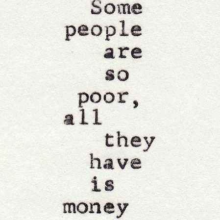 People Run After Money And Materialistic Things In Life They