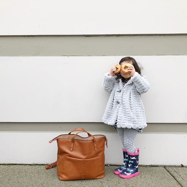ce595604b5dfc Photo from @petitelittleseveryday, featuring the Saunton PacaPod changing  bag in Tan. @petitelittles